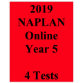 2019 Package NAPLAN Interactive Year 5