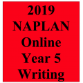 2019 Kilbaha Interactive NAPLAN Trial Test Writing Year 5