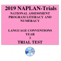 2019 Kilbaha NAPLAN Trial Test Year 3 - Language - Hard Copy