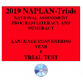 2019 Kilbaha NAPLAN Trial Test Year 5 - Language - Hard Copy