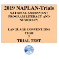 2019 Kilbaha NAPLAN Trial Test Year 7 - Language - Hard Copy