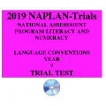 2019 Kilbaha NAPLAN Trial Test Year 9 - Language - Hard Copy