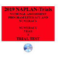 2019 Kilbaha NAPLAN Trial Test Year 5 - Numeracy - Hard Copy