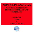 2019 Kilbaha NAPLAN Trial Test Year 5 - Reading - Hard Copy