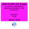 2019 Kilbaha NAPLAN Trial Test Year 9 - Reading - Hard Copy