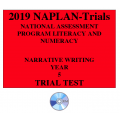 2019 Kilbaha NAPLAN Trial Test Year 5 - Writing - Hard Copy