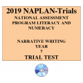 2019 Kilbaha NAPLAN Trial Test Year 7 - Writing - Hard Copy