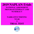 2019 Kilbaha NAPLAN Trial Test Year 9 - Writing - Hard Copy
