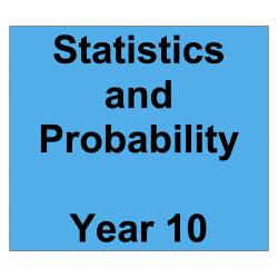 Interactive Mathematics - Statistics and Probability - Year 10