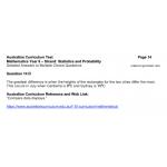 Interactive Mathematics - Statistics and Probability - Year 9