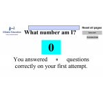 Interactive Mathematics - What Number Am I