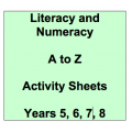 Literacy and Numeracy - A to Z