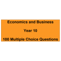 Economics/Business Year 10