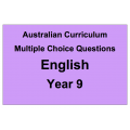 English - Year 9