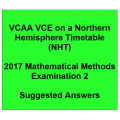 Detailed answers 2017 VCAA VCE NHT Mathematical Methods Examination 2