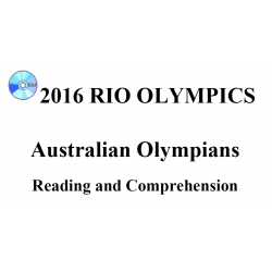 English Olympic Test