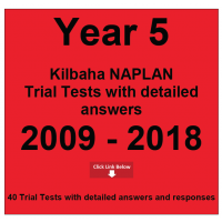 Package Year 5 - Trial Tests