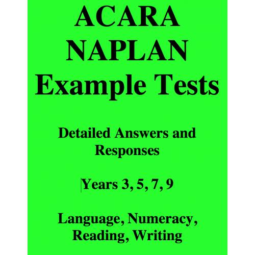 naplan sample year 4 pdf