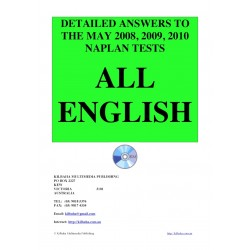 All answers May 2008 - 2010 English