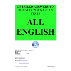 All answers May 2011 English