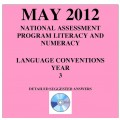 Year 3 May 2012 Language - Answers