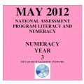 Year 3 May 2012 Numeracy - Answers