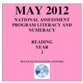 Year 3 May 2012 Reading - Answers