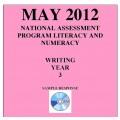 Year 3 May 2012 Writing - Response