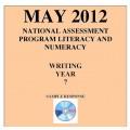 Year 7 May 2012 Writing - Response