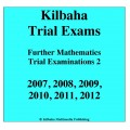 #VCE Further Maths Trial Exams 2 - 2007-2012