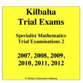 VCE Specialist Maths Exam 2 - Revision and Exam Preparation