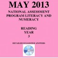 Year 3 May 2013 Reading - Answers