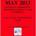 Year 5 May 2013 Language - Answers
