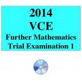 2014 VCE Further Mathematics Trial Exam 1