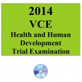 2014 VCE Health and Human Development Trial Exam