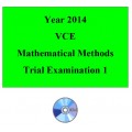 2014 VCE Maths Methods Trial Exam 1
