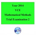2014 VCE Maths Methods Trial Exam 2