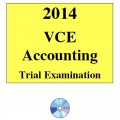 VCE Accounting Trial Exam 2