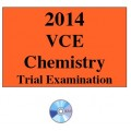 2014 VCE Chemistry Trial Examination Units 3 and 4