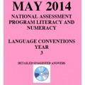 Year 3 May 2014 Language - Answers