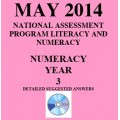 Year 3 May 2014 Numeracy - Answers