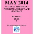Year 3 May 2014 Reading - Answers