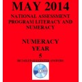 Year 5 May 2014 Numeracy - Answers