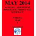 Year 5 May 2014 Writing - Response