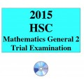 NSW HSC Mathematics General 2 Trial Examination