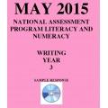 Year 3 May 2015 Writing - Response