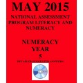 Year 5 May 2015 Numeracy - Answers