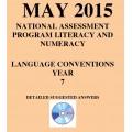 Year 7 May 2015 Language - Answers