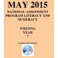 Year 7 May 2015 Writing - Response