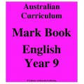 Australian Curriculum English Year 9 - Mark Book